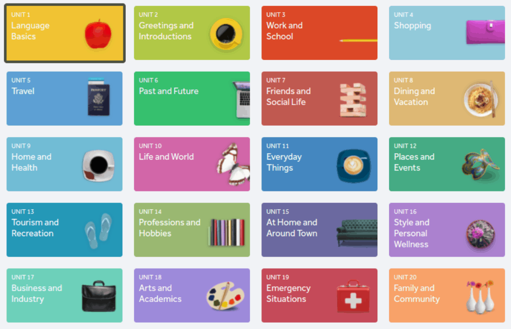 Rosetta-Stone-Product-Review-The-Levels-French