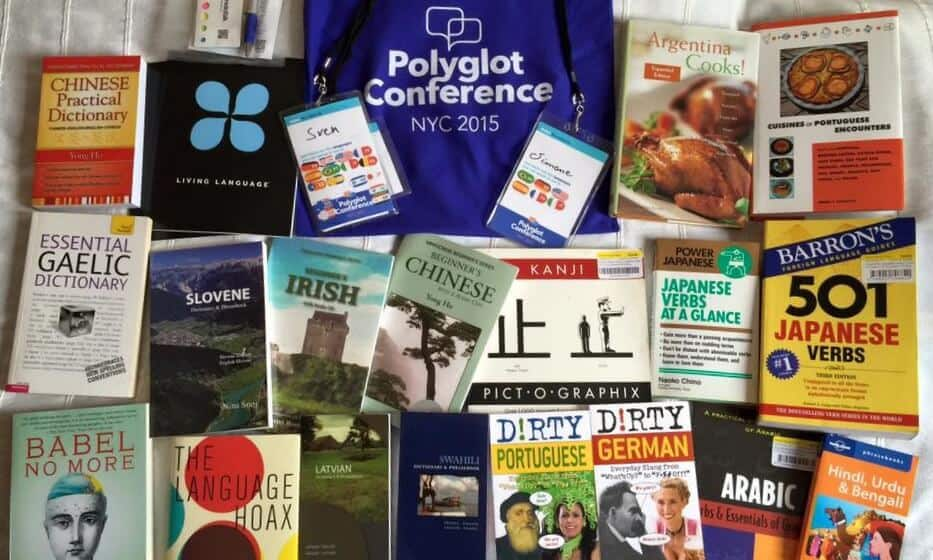 Polyglot Conference 2015 in NYC