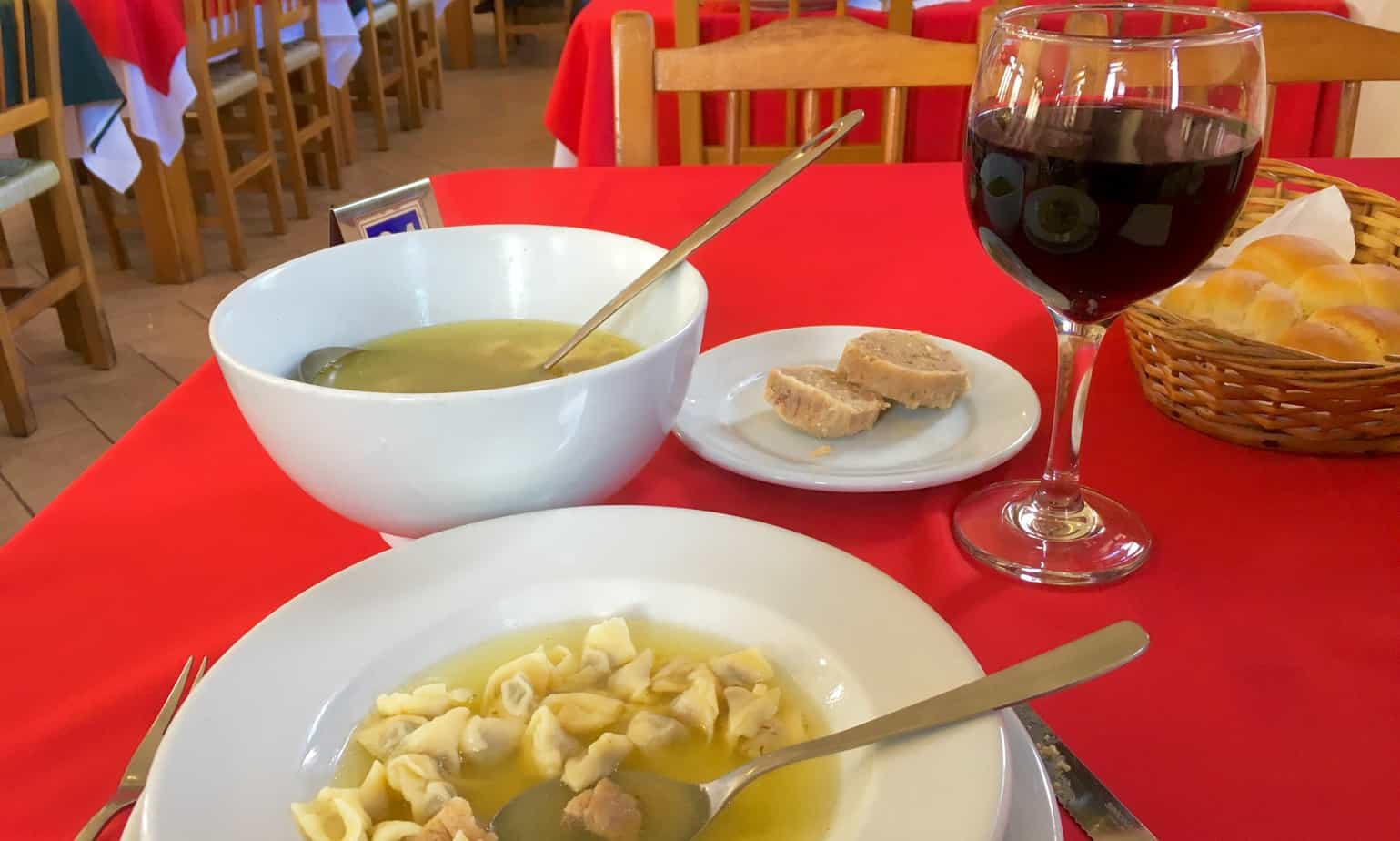 Italian food Brazil