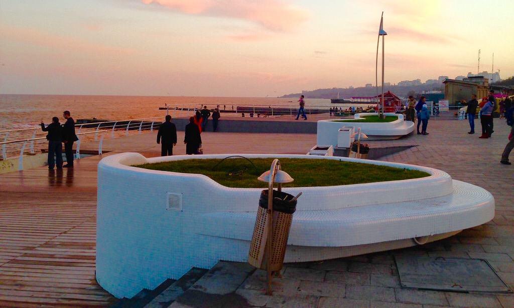 Promenade Odessa