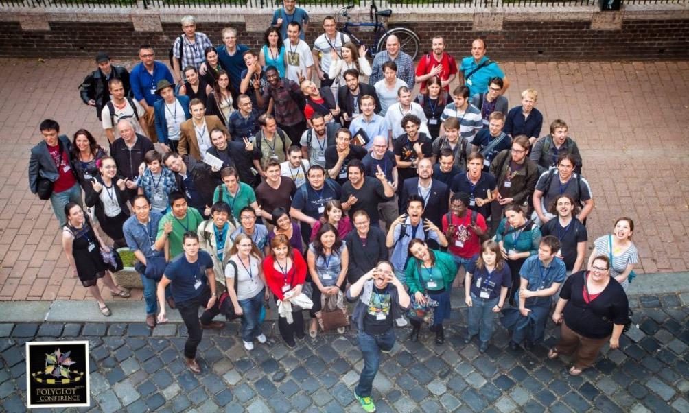 Polyglot Conference 2013 (Budapest, Hungary)