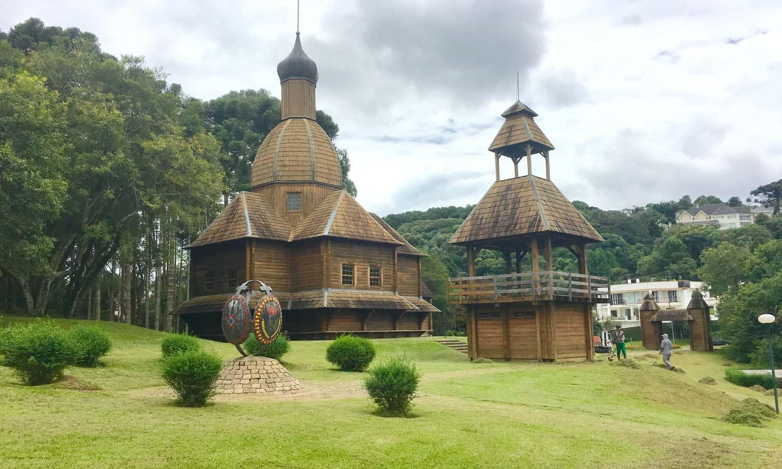 Ukrainian Park Curitiba