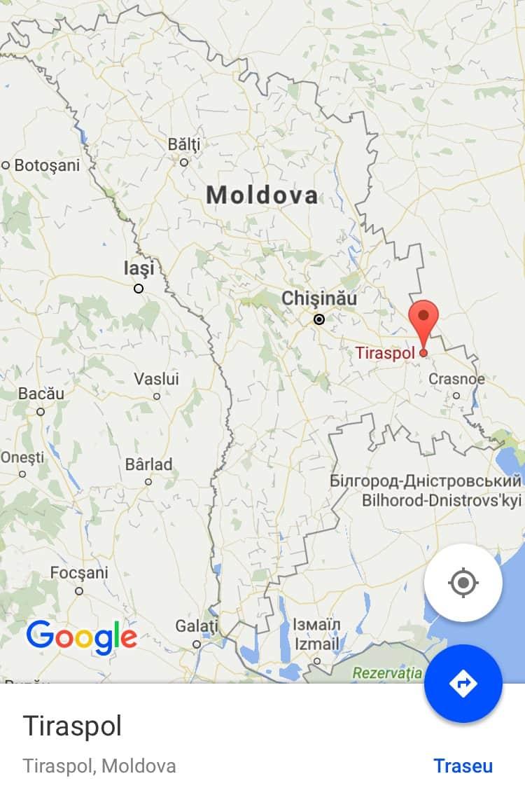 Moldova Polyglots Paradise Tsar Experience