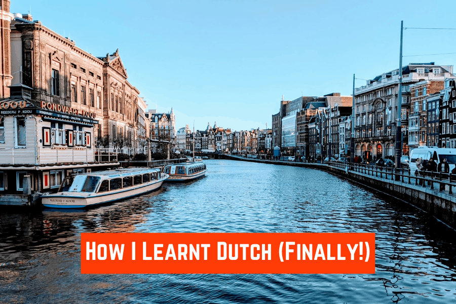How I Learnt Dutch