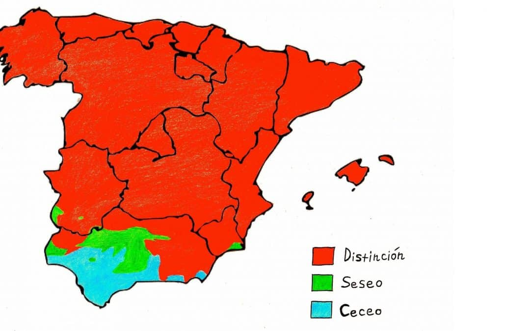 5 most important differences between Spanish in Spain and Mexico