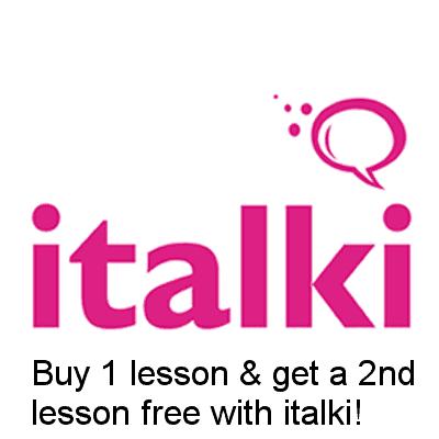 iTalki Affiliate Link