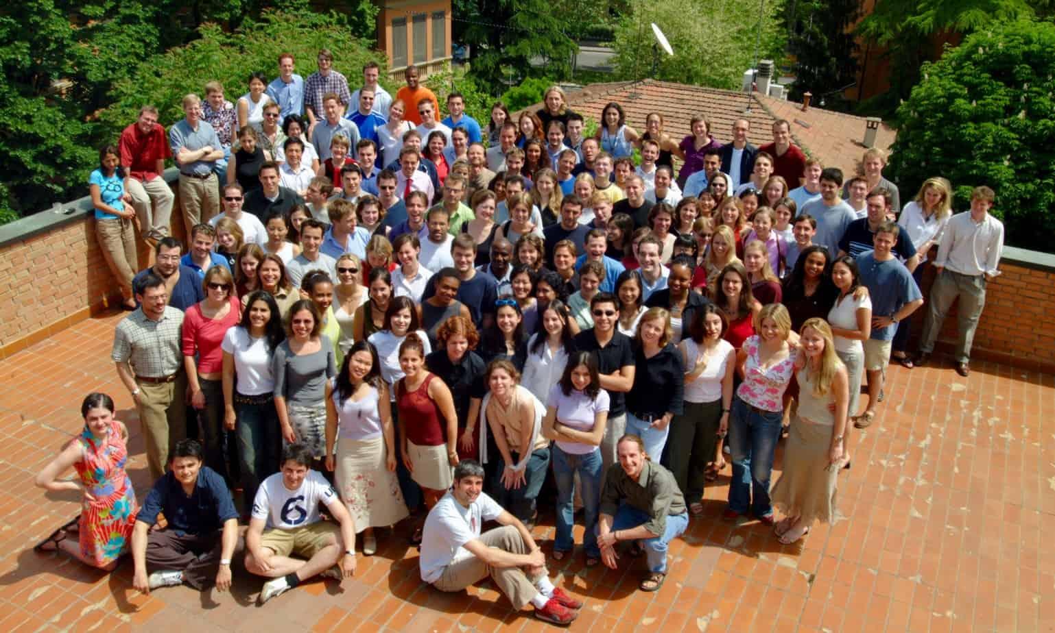 SAIS class Bologna 2003