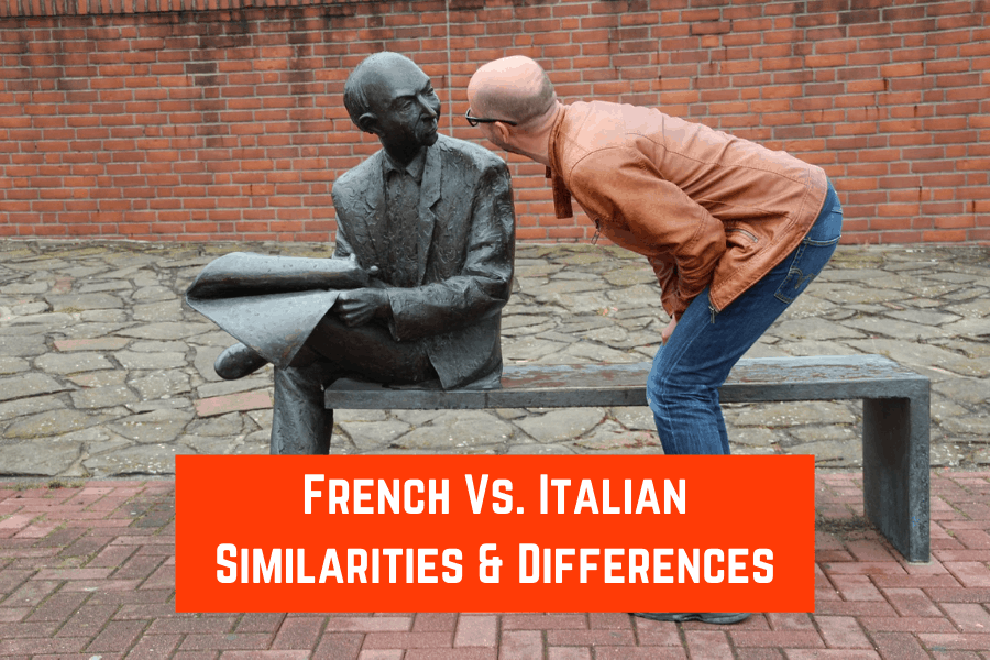 French Vs. Italian Similarities & Differences