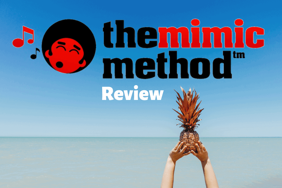Mimic Method Review: a game changer for pronunciation?