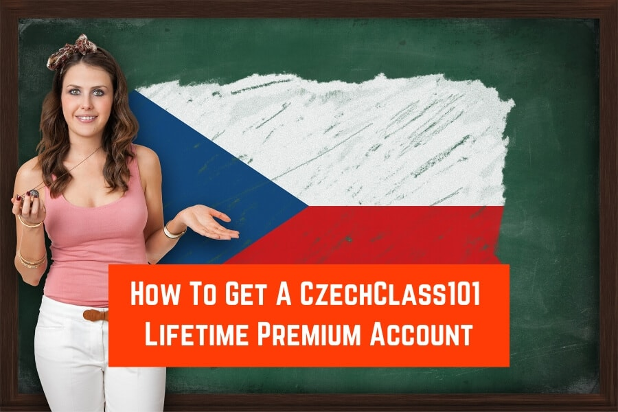How To Get A CzechClass101 Lifetime Premium Account