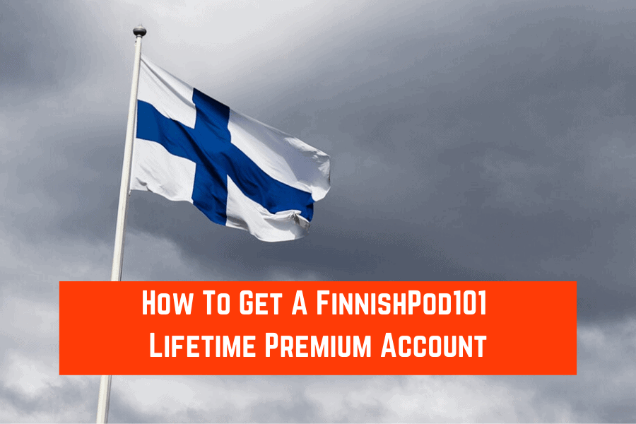 FinnishPod101 Lifetime Premium Account