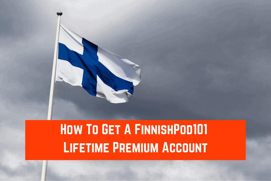 FinnishPod101 Lifetime Premium Account