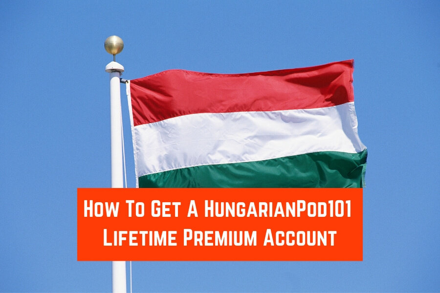 HungarianPod101 Lifetime Premium Account