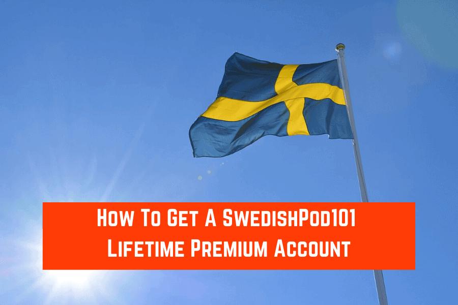 SwedishPod101 Lifetime Premium Account 2020