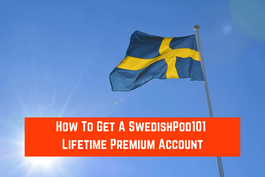 SwedishPod101 Lifetime Premium Account 2020