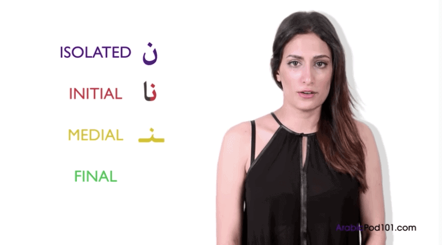 ArabicPod101 Review - Learn the Arabic Alphabet