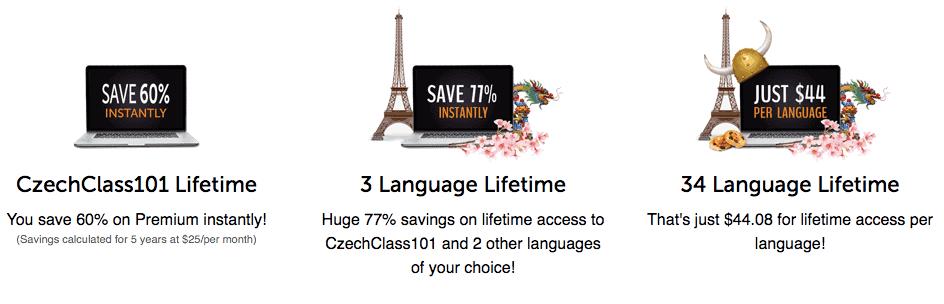 CzechPod101 Lifetime Account - Big Discounts