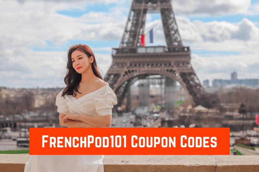 FrenchPod101 Coupon Codes