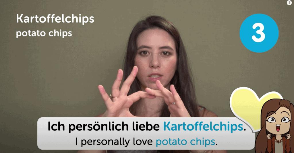 German Difficulty - Video Screenshot