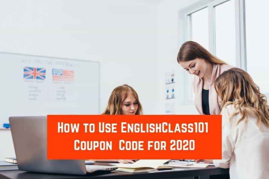 EnglishClass101 Coupon Code