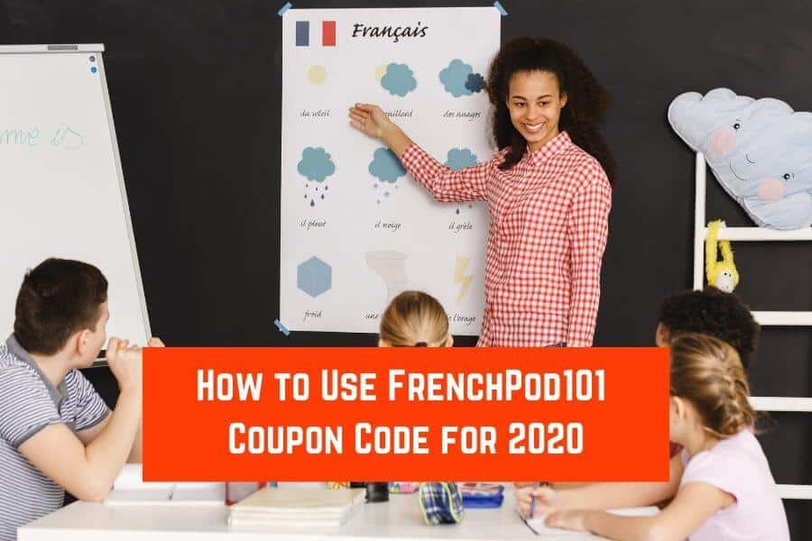 FrenchPod101 Coupon Code