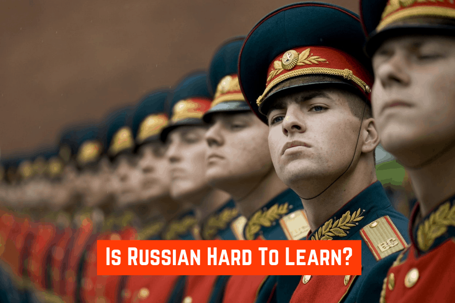 Is Russian Hard To Learn?