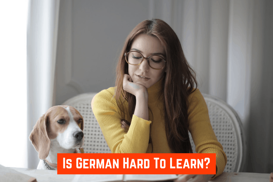 Is German Hard To Learn?