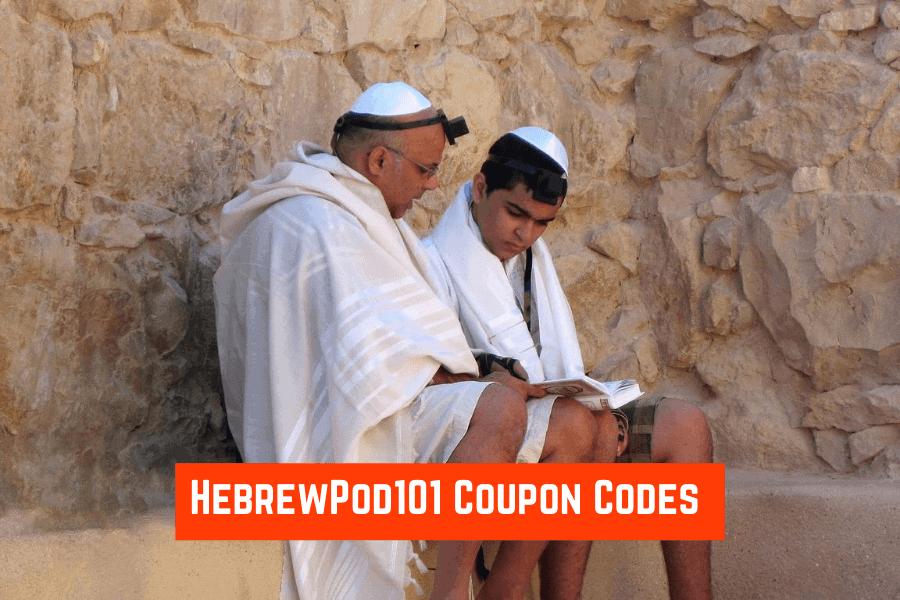 HebrewPod101 Coupon Code