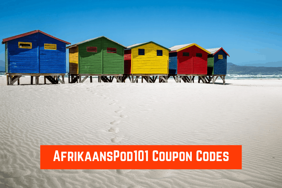 AfrikaansPod101 Coupon Codes