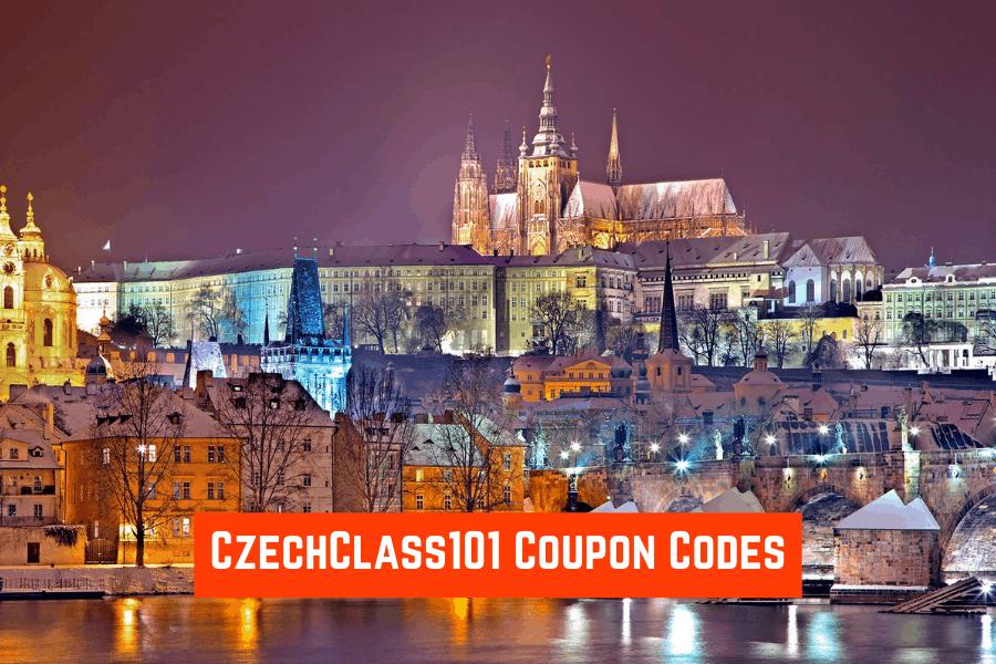 CzechClass101 Coupon Codes