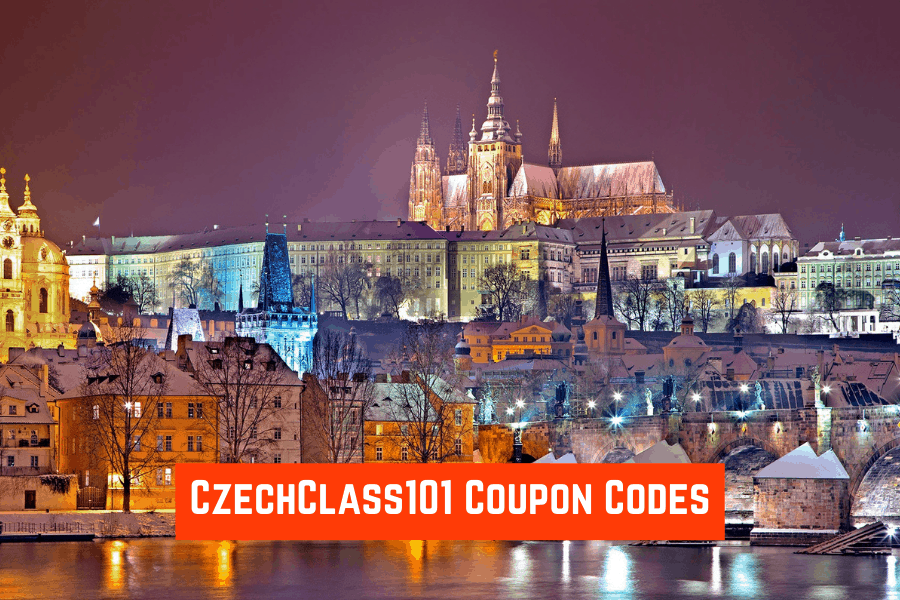 CzechClass101 Coupon Codes