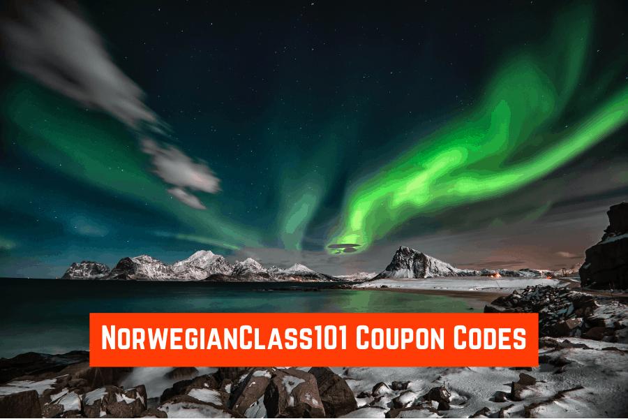 NorwegianClass101 Coupon