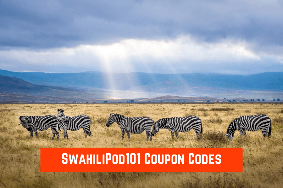 SwahiliPod101 Coupon Code