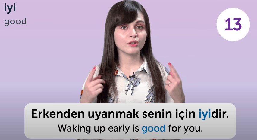 TurkishClass101 Teacher 2