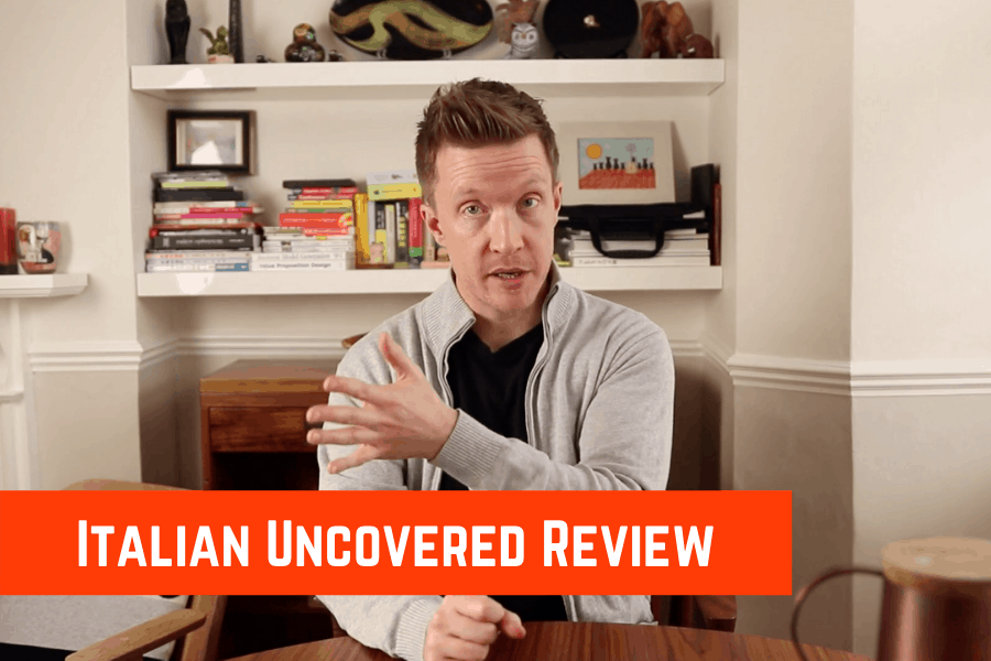 Italian Uncovered Review