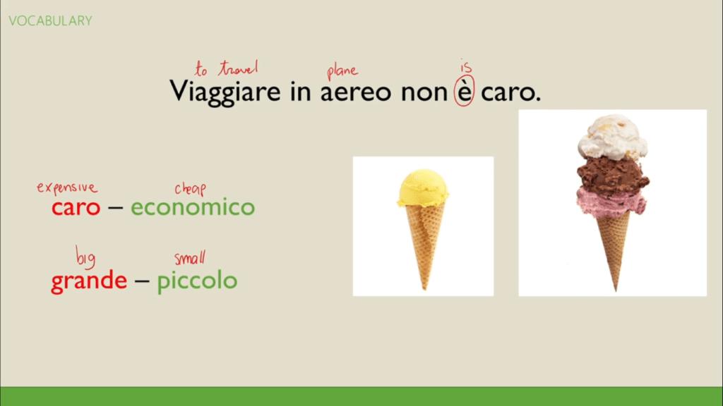 ItalianUncoveredScreenshot - Vocab