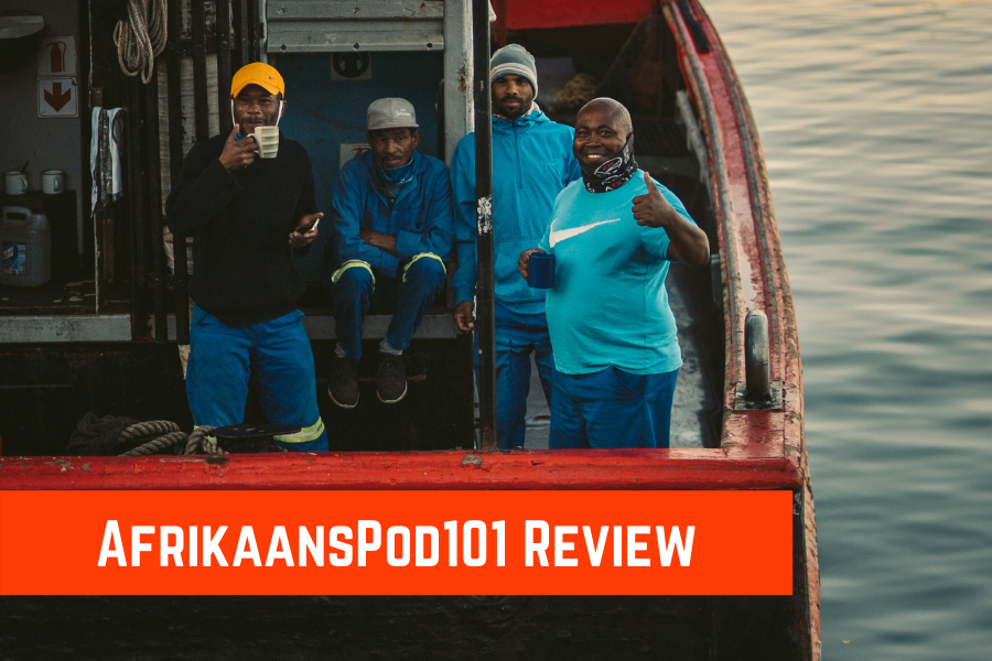 AfrikaansPod101 Review
