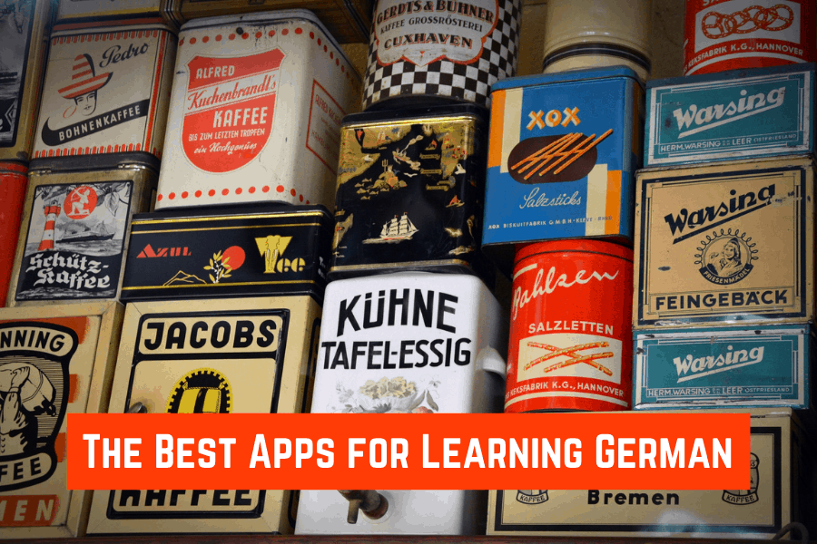 The Best Apps for Learning German