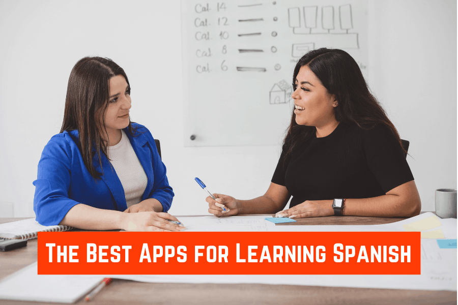 The Best Apps for Learning Spanish