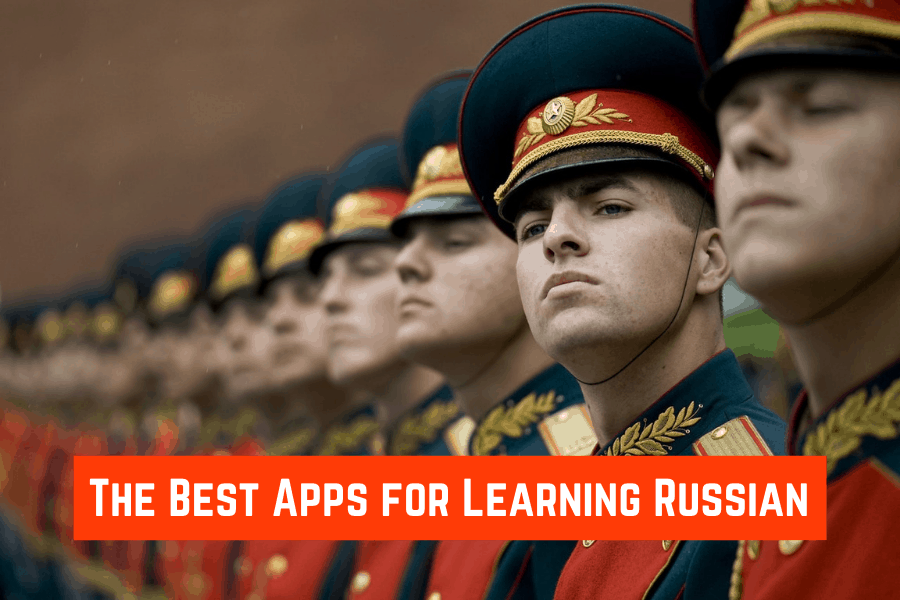 The Best Apps for Learning Russian